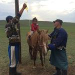 モンゴルの田舎へ 1泊2日ナライハ 乗馬にハマる