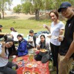 モンゴル一の観光地フブスグル湖へ! 宿泊用ゲルキャンプ(ツーリストキャンプ)の良さ