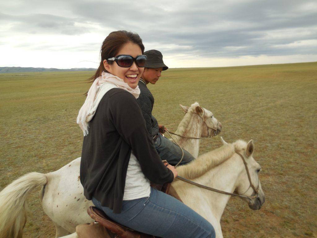 馬に乗った感想